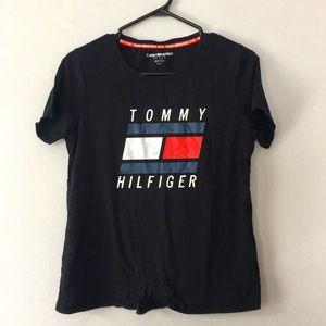 Tommy Hilfiger Sport Logo T-shirt Size Small